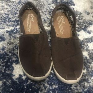 Little kid brown toms in excellent condition